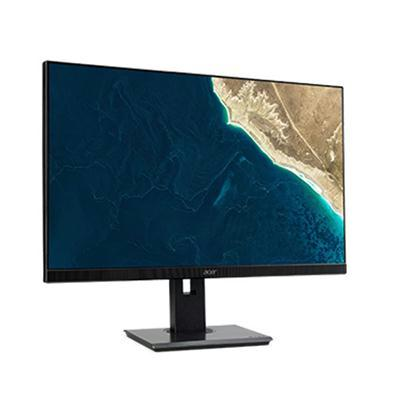"ACER B247Y bmiprzx 23.8"" Full HD IPS LED Monitor, LCD Display, 4MS-Response, 16:9, 100M:1-Contrast, Speakers, Tilt/Swivel/Height Adjustment -  UM.QB7AA.001"