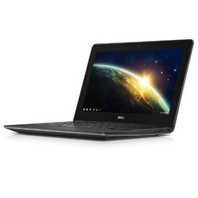 "Dell Chromebook 3189 11.6"" Touchscreen LCD 2 in 1 Chromebook Intel Celeron N3060 1.60GHz 4GB RAM 64GB SSD Chrome OS T8TJG"