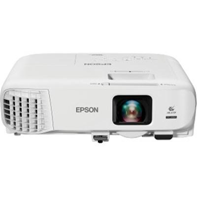 Epson PowerLite 2247U Wireless Portable Projector, 3LCD WUXGA (1920 x 1200), 4200 Lumens, 15,000:1, White Wi-Fi - V11H881020