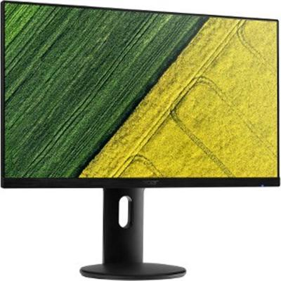 "Acer ET241Y Abmir 23.8"" Full HD LED Monitor, LCD Display, 4MS-Response, 16:9, 100M:1-Contrast, Speakers, Tilt/Swivel/Height Adjustment - UM.QE1AA.A01"