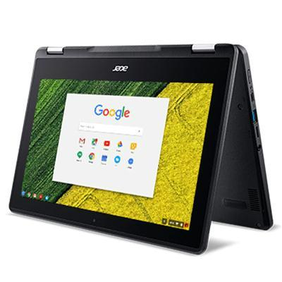"Acer Spin 11 R751TN-C5P3 11.6"" Touchscreen LCD 2 in 1 Chromebook - Intel Celeron N3350 1.10 GHz 4GB RAM 32GB Flash Memory - Chrome OS NX.GNJAA.002"