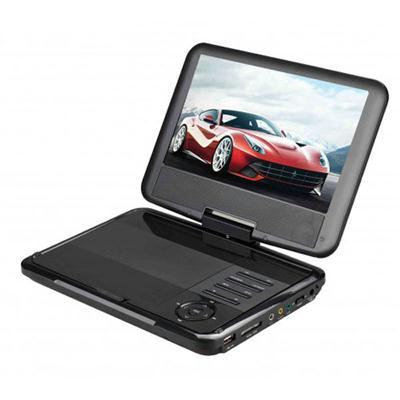 "Supersonic Portable DVD Player, 9"" Display, 800 x 480 - SC-179DVD"