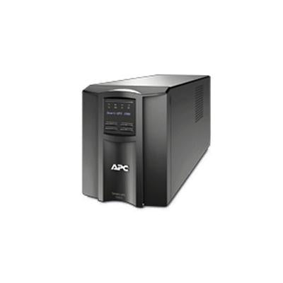 APC by Schneider Electric Smart-UPS 1500VA LCD 120V with SmartConnect SMT1500C