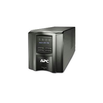 APC by Schneider Electric Smart-UPS 750VA LCD 120V with SmartConnect SMT750C