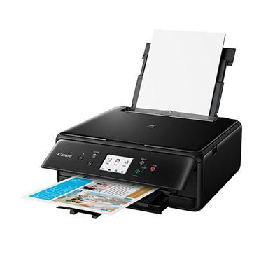 Canon PIXMA TS6120 Inkjet Multifunction Printer - Color - Photo Print - Desktop 2229C002