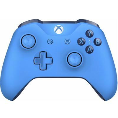 Microsoft Xbox Wireless Controller, Gaming Pad, Blue - WL3-00018