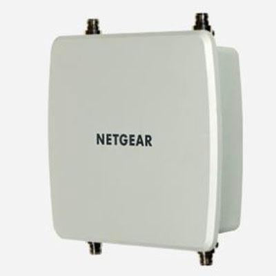 Netgear High Powered Dual Band Outdoor 802.11n Wireless Access Point, Gigabit Ethernet, 3 x RJ-45 Ports,300Mb/s Speed-WND930-100NAS