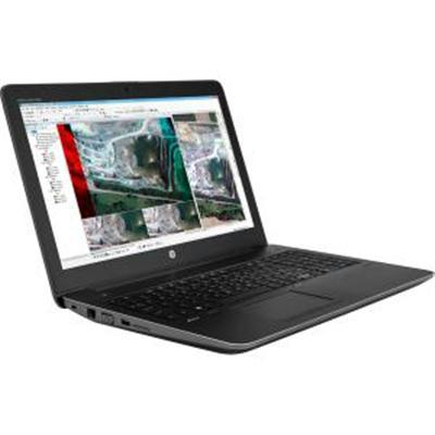 "Hp ZBook 15-G3 Mobile Workstation 15.6"" IPS UHD Intel Core i7 2.70GHz 16GB RAM 256GB SSD Windows 10 Pro X9U00UT#ABA"