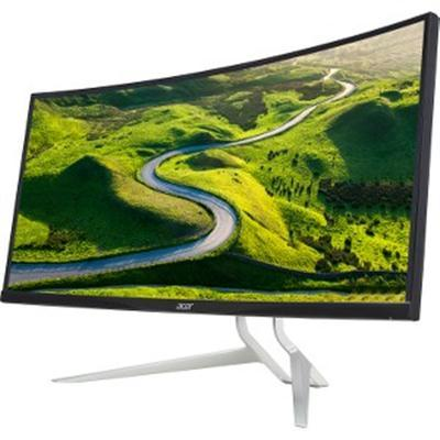 "Acer XR382CQK 37.5"" Ultra-Wide Quad HD+ LED Curved Black Computer Monitor UM.TX2AA.002"