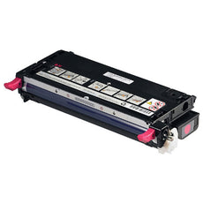 DELL Toner Cartridge for Dell 3130cn Printer, Magenta - H514C