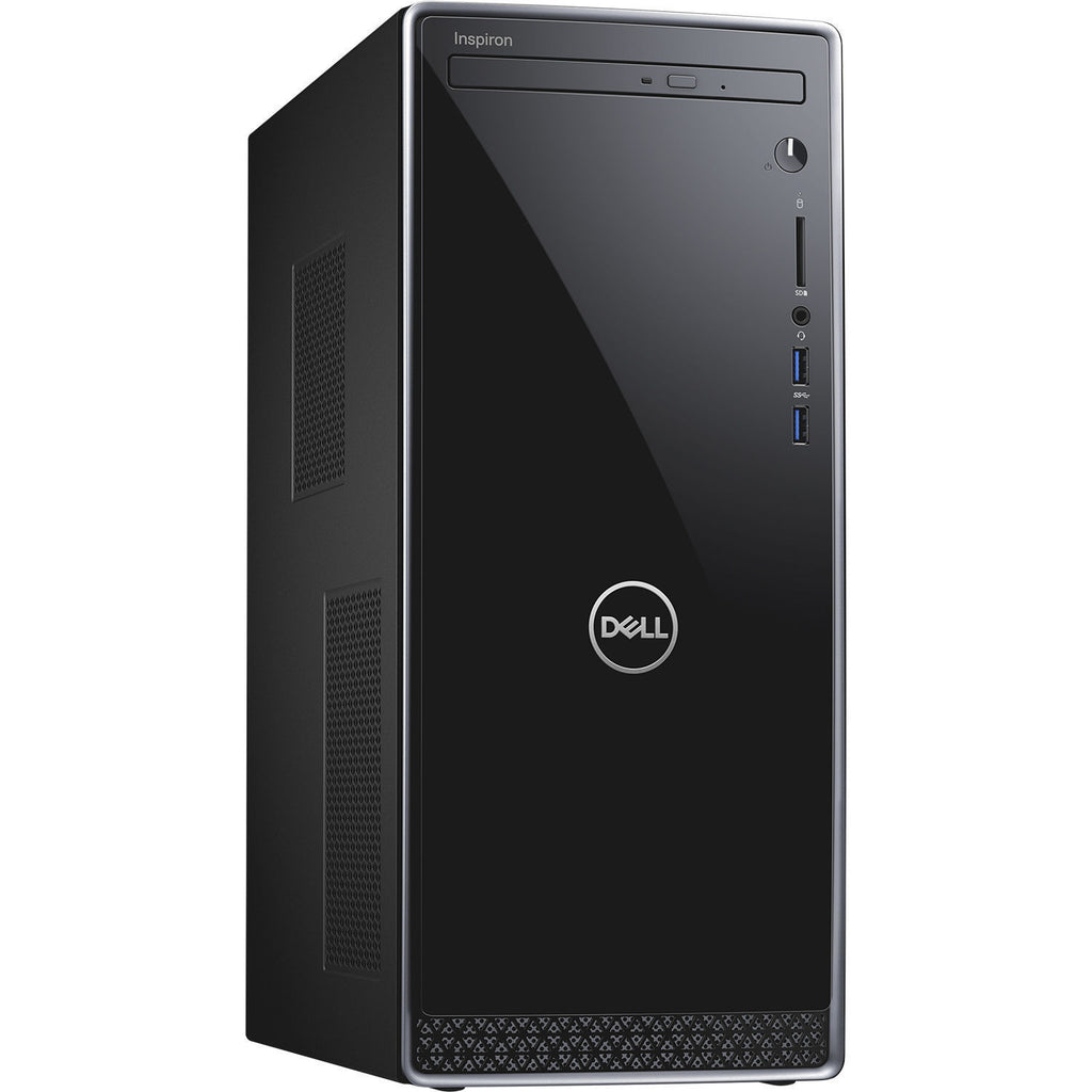 Dell Inspiron 3670 Desktop PC Intel Core i7 3.20GHz 16GB RAM 2TB SATA Windows 10 Pro