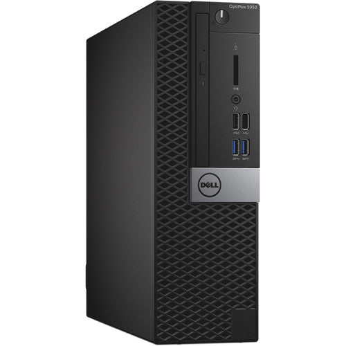 Dell OptiPlex 5050 Business SFF PC Intel Core i5 3.40GHz 8GB RAM 256GB SSD Windows 10 Pro-64 Bit KKD12