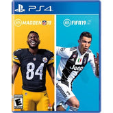 Electronic Arts Madden NFL 19/FIFA 19 Bundle, PlayStation 4 Game- 37544
