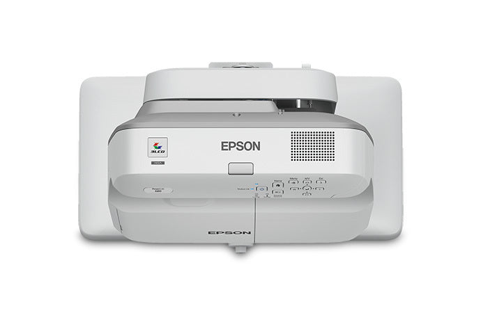 Epson PowerLite 680 Short Throw LCD Projector -3500 Lumens V11H746620