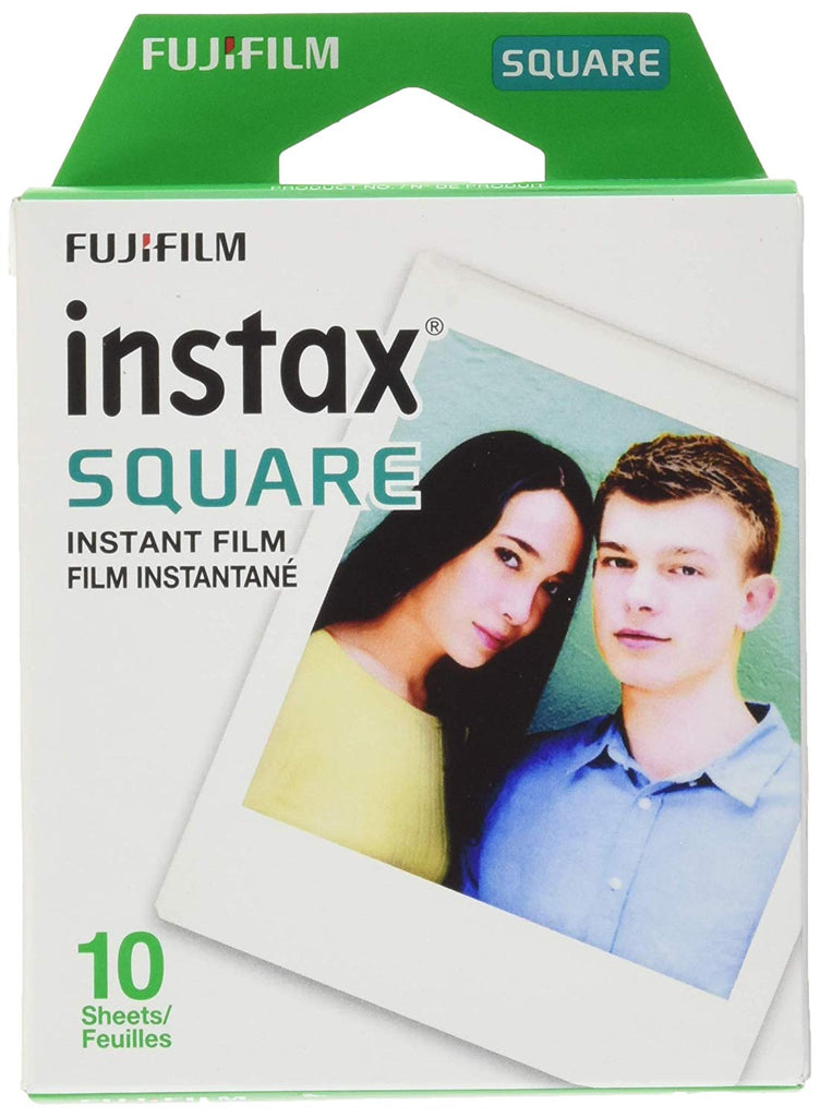 Fujifilm Instax SQUARE Film, 10 Exposures - 16583652
