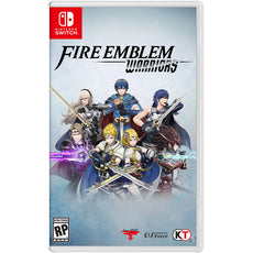 Nintendo Fire Emblem Warriors (Nintendo Switch) -HACPADXHB