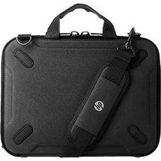 "HP 14"" Always On Case for Laptops, Carrying Case for Chromebook 14, Hand Strap, Shoulder Strap, Top Carry Handle - 3YF54UT"