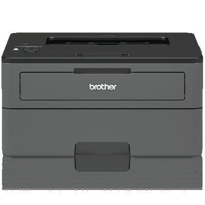 Brother Extended Print Monochrome Compact Laser Printer, 64MB Memory, 36 ppm, 250 Sheets, WiFi, Duplex Printing, Up to 2 Years of Toner In-box - HL-L2370DW XL