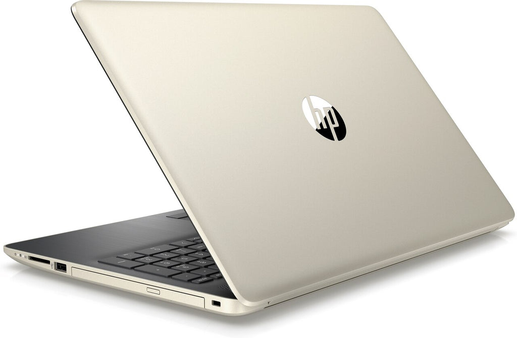 "HP 15-da0088cl 15.6"" HD Notebook, Intel Core i3-8130U, 2.20 GHz, 4GB RAM, 2 TB SATA+16GB OPTANE Memory, Windows 10 Home 64-Bit- 4YU29UA#ABA"