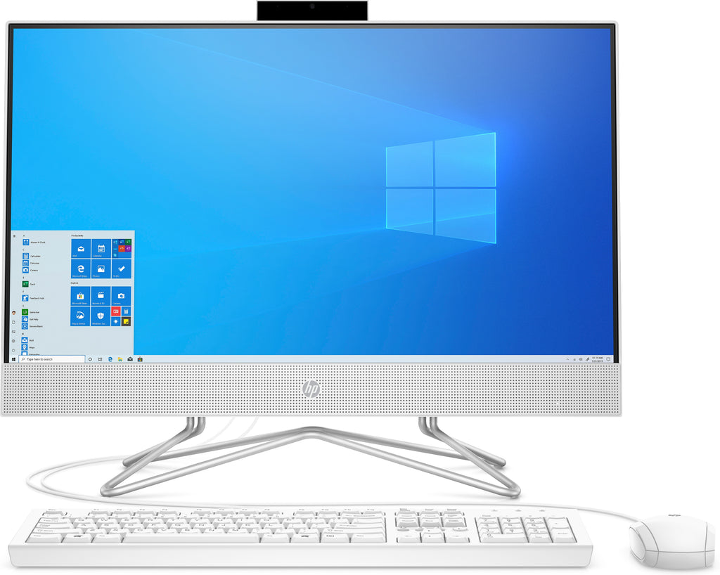 "HP 24-df1270 23.8"" FHD (Touch) All-in-One Computer, Intel i5-1135G7, 2.40GHz, 8GB RAM, 512GB SSD, Win10H - 1J7L5AA#ABA"