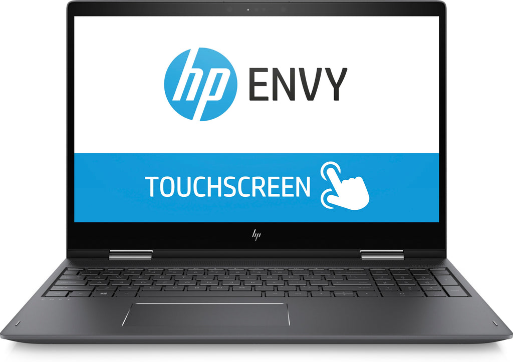 "HP Envy x360 15-bq075nr 15.6"" FHD Touchscreen Convertible Notebook, AMD FX-9800P, 2.70GHz, 12GB RAM, 1 TB HDD,  Windows 10 Home 64-Bit- 1KS88UA#ABA"