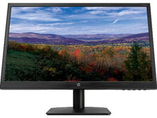 "HP 22yh 21.5"" Full HD LCD Computer Monitor, LED Display, 16:9, 600:1-Contrast, 5ms, 60Hz, Black - 2QU11AA#ABA"