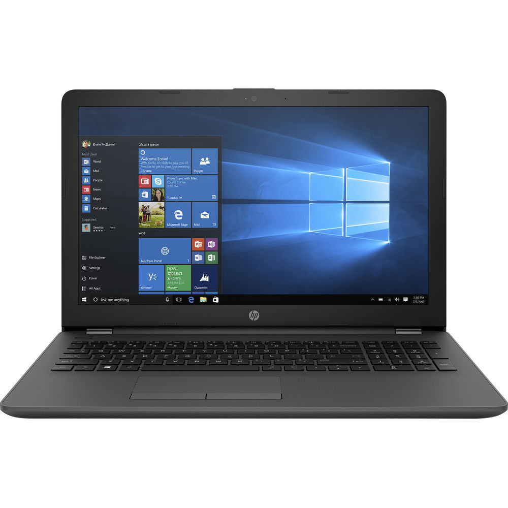 "HP 255-G6 Series Notebook 15.6"" HD AMD:A6-9220 2.50GHz 4GB RAM 500GB SATA Windows 10 Home-64 Bit 1LB16UT#ABA"