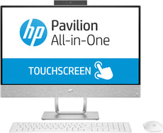 "HP Pavilion 24-x020 All-in-One PC 23.8"" FHD Touchscreen, AMD-A12-9730P, 2.80GHz, 12GB RAM, 1TB HDD SATA, 2HJ19AA#ABA"