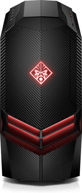 HP OMEN 880-190 Tower Gaming PC, Intel Core i7-9700K, 3.60GHz, 16GB RAM, 2TB HDD, 512GB SSD, Windows 10 Home 64-Bit - 2HJ82AA#ABA (Certified Refurbished)