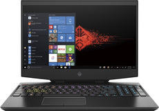"HP OMEN 15-dh1020nr 15.6"" FHD (NonTouch) Gaming Notebook, Intel i7-10750H, 2.60GHz, 8GB RAM, 512GB SSD, Win10H - 2L004UA#ABA"