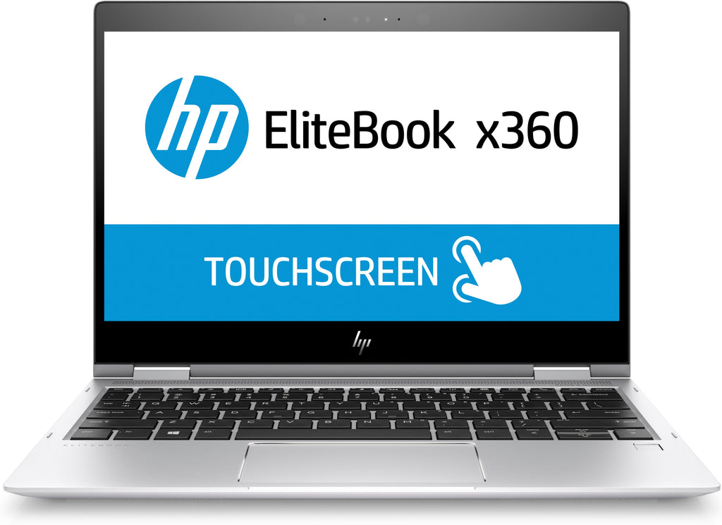 HP EliteBook x360 1020 G2 Touchscreen Notebook Intel Core i5 2.60GHz 8GB RAM 256GB SSD Windows 10 Pro 2UE40UT#ABA