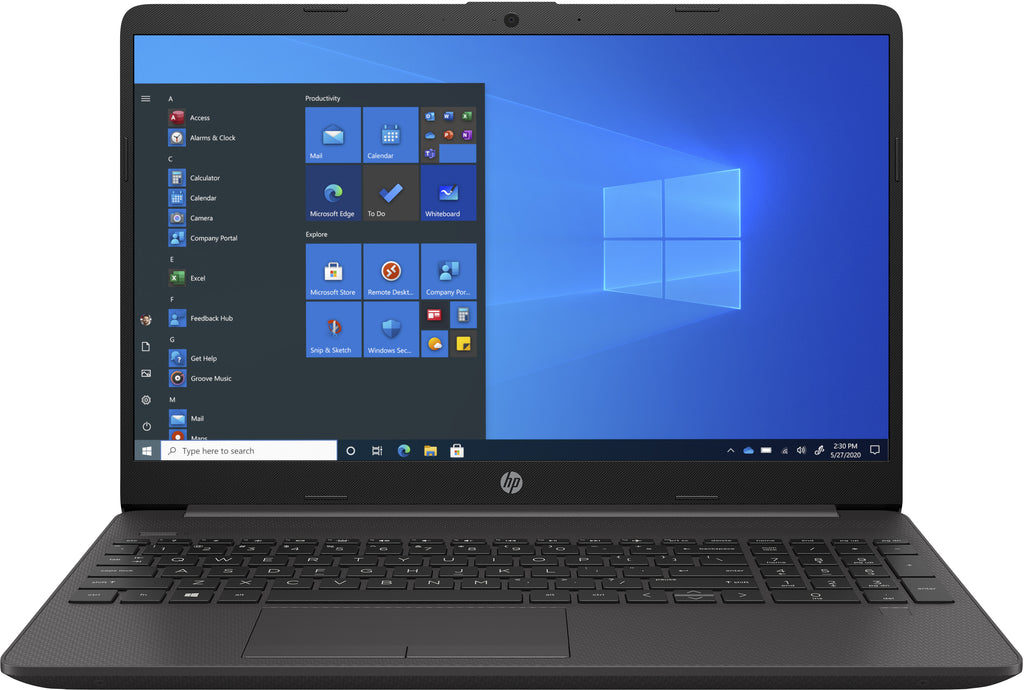 "HP 250-G8 15.6"" FHD (NonTouch) Notebook, Intel i5-1135G7, 2.40GHz, 8GB RAM, 256GB SSD, Win10P - 2V8H7UT#ABA"