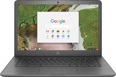 "HP Chromebook 14-ca000 14-ca020nr 14"" LCD Chromebook Intel Celeron N3350 1.10GHz 4GB RAM 16GB SSD Chrome OS 3GY42UA#ABA"