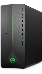 HP Pavilion 790-0010 Gaming Desktop PC, MT, Intel Core i3, 3.60GHz, 8GB RAM, 1TB SATA, Windows 10 Home 64-bit- 3LA93AA#ABA