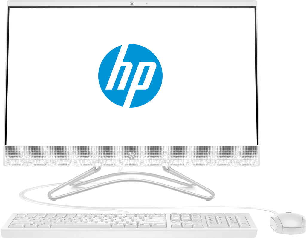 "HP 24-f0018 23.8"" Full HD (Non-Touch) All-in-One Computer, AMD A9-9425, 3.10GHz, 8GB RAM, 1TB SATA, Windows 10 Home 64-Bit - 3LB38AA#ABA (Certified Refurbished)"