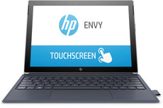HP ENVY x2 Detachable 12-e091ms Touchscreen Tablet, 4G LTE Qualcomm Snapdragon 835, 2.20GHz, 4GB RAM, 128GB SSD - 3SR51UAR#ABA (Certified Refurbished)