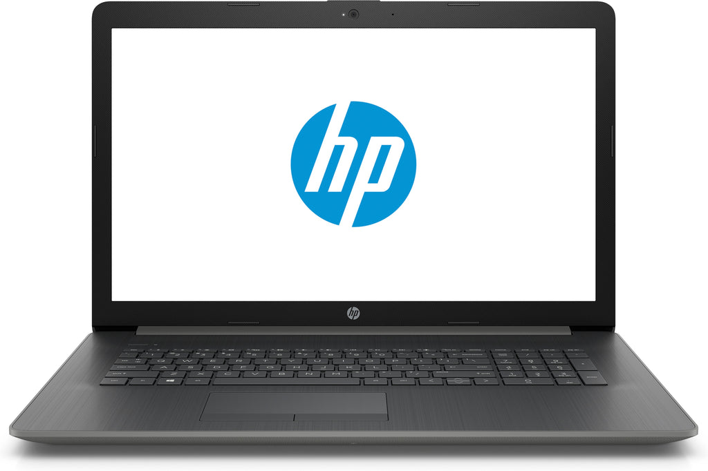 "HP 17-by0000 17.3"" HD (Non-Touch) Notebook, AMD Ryzen 5 2500U, 2.0GHz, 8GB RAM, 1TB HDD, Windows 10 Home 64-Bit- 5ME42U8#ABA"