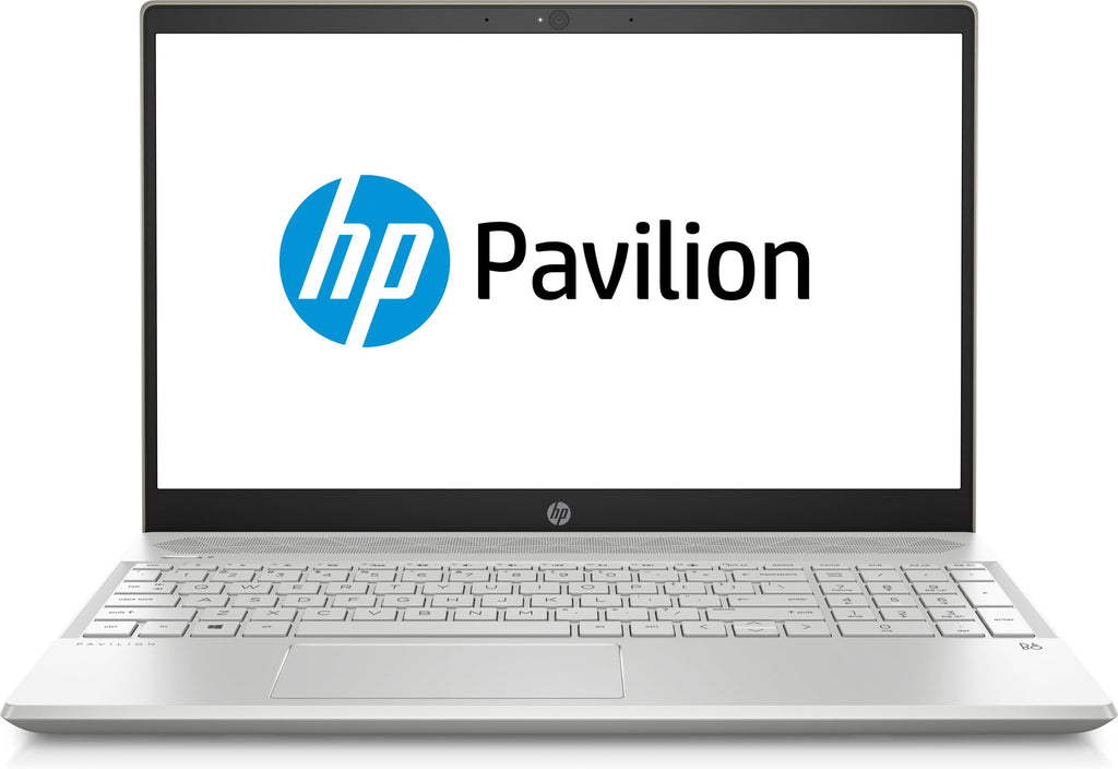 "HP Pavilion 15-cw0055nr 15.6"" HD (Touchscreen) Notebook, AMD Ryzen 3-2200U, 2.50GHz, 8 GB RAM, 1 TB HDD, Windows 10 Home 64-Bit- 3YX99UA#ABA"
