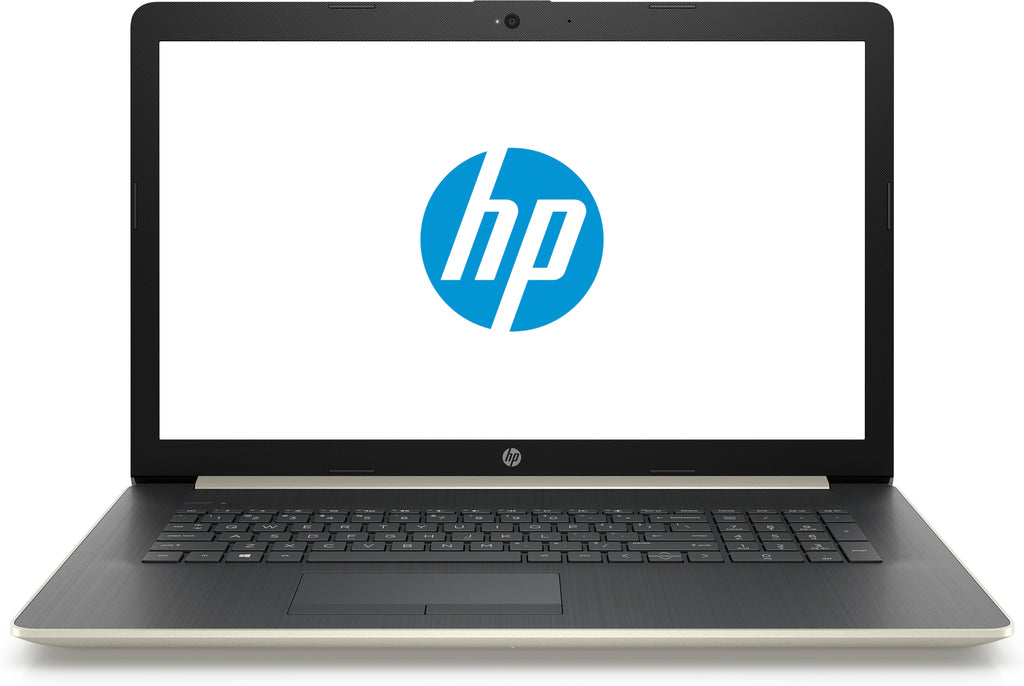 "HP 17-by0005cy 17.3"" HD+ LCD Notebook Intel Core i3 2.20GHz 8GB RAM 1TB SATA Windows 10 Home-64 Bit 4SS61UA#ABA"