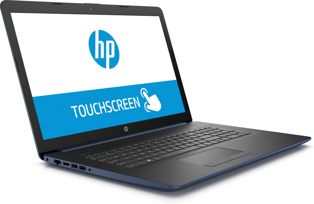 "HP 17-ca0063cl 17.3"" HD+ (Touchscreen) Notebook, AMD A9-9425, 3.10GHz, 4 GB RAM, 2TB HDD, Windows 10 Home 64-Bit- 5EG54UA#ABA"