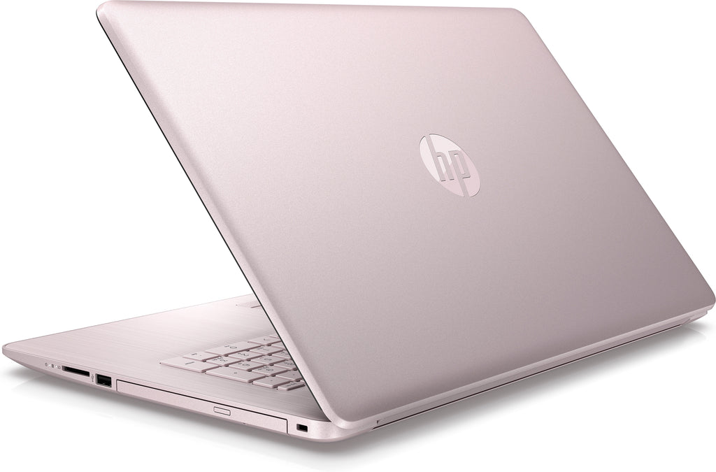 "HP 17-ca0010ds 17.3"" HD+ (Touch) Notebook,AMD:R3-2300U,2.0GHz,8GB RAM,1TB HDD,Win10H- 5HG69UA#ABA (Certified Refurbished)"