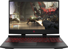 "HP OMEN 15-dc0045nr 15.6"" Full HD (Non-Touch) Gaming Laptop, Intel:i7-8750H, 2.20GHz, 32GB RAM, 512GB SSD, Windows 10 Home 64-Bit - 5HS21UA#ABA (Certified Refurbished)"