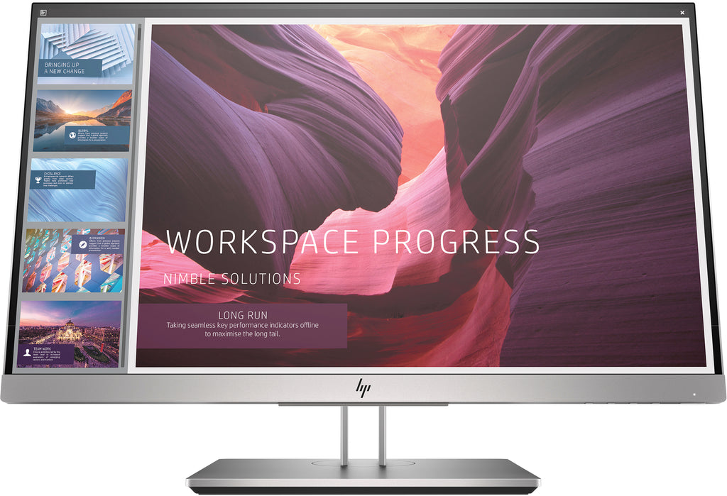 "HP EliteDisplay E223d 21.5"" FHD Docking Monitor, 16:9, 5MS, 500000:1-Contrast - 5VT82A8#ABA"