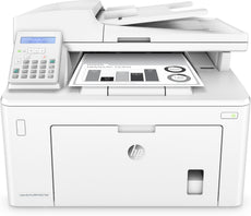 HP Laserjet Pro M227fdn Printer, All-in-One Monochrome Laser Printer, 256MB, 30 PPM, A4, USB - G3Q79A#BGJ
