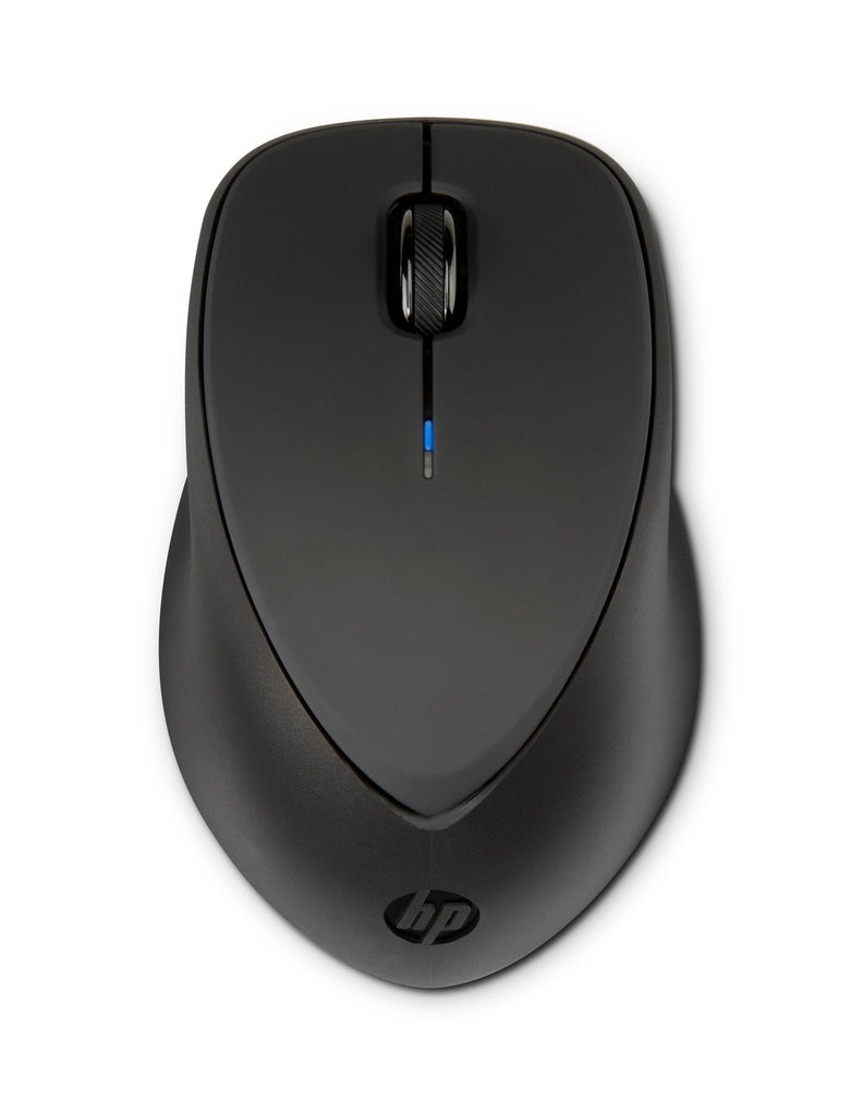 HP X4000b Bluetooth Mouse, Laser Sensor, 3 Buttons, 1600 dpi, Scroll Wheel - H3T51AA#ABC