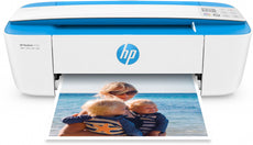 HP DeskJet 3755 All-in-One Color Inkjet Printer, 8 ppm Black, 5.5 ppm Color, 4800 x 1200 dpi, 64 MB Memory, WiFi, High-speed USB 2.0, Duplex Printing, Blue - J9V90A#B1H
