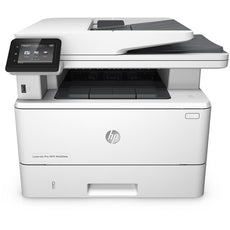 HP Laserjet Pro M426fdw Printer, All-in-One Monochrome Laser Printer, A4, USB, WiFi - F6W15A#BGJ