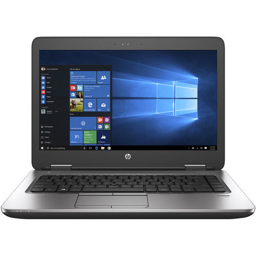 "HP Probook 650-G3 Notebook 15.6"" FHD Intel Core i7 2.90GHz 16GB RAM 256GB SSD Windows 10 Pro (4NX40U8#ABA)"