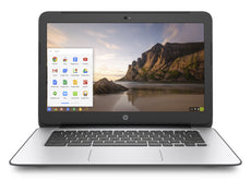 "HP 14-G4 14"" HD (Non-Touch) Chromebook, Intel:N2840, 2.16GHz, 4GB RAM, 32GB eMMC, Chrome OS - T4M33UT#ABA"