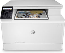 HP LaserJet Pro M180nw Printer, All-in-One Color Laser Printer, 256MB Memory, 17 PPM, USB, WiFi - T6B74A#BGJ